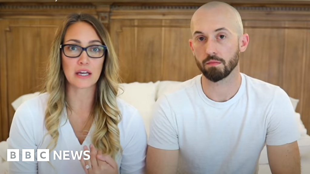 www.bbc.co.uk: Myka Stauffer: Backlash after YouTubers give up adopted son