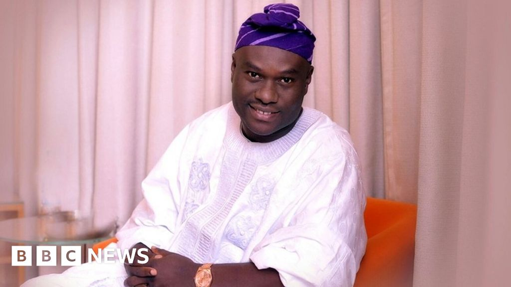 Letter from Africa: What's the point of Nigeria's traditional kings