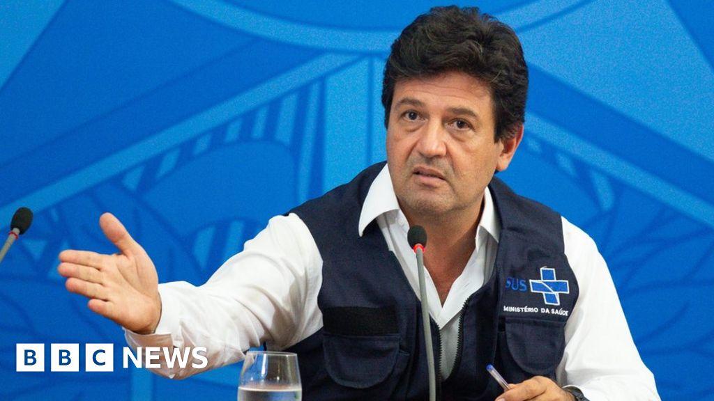 Coronavirus: Bolsonaro fires health minister over pandemic response thumbnail