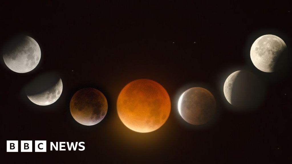 red moon july 2018 northern ireland - photo #1