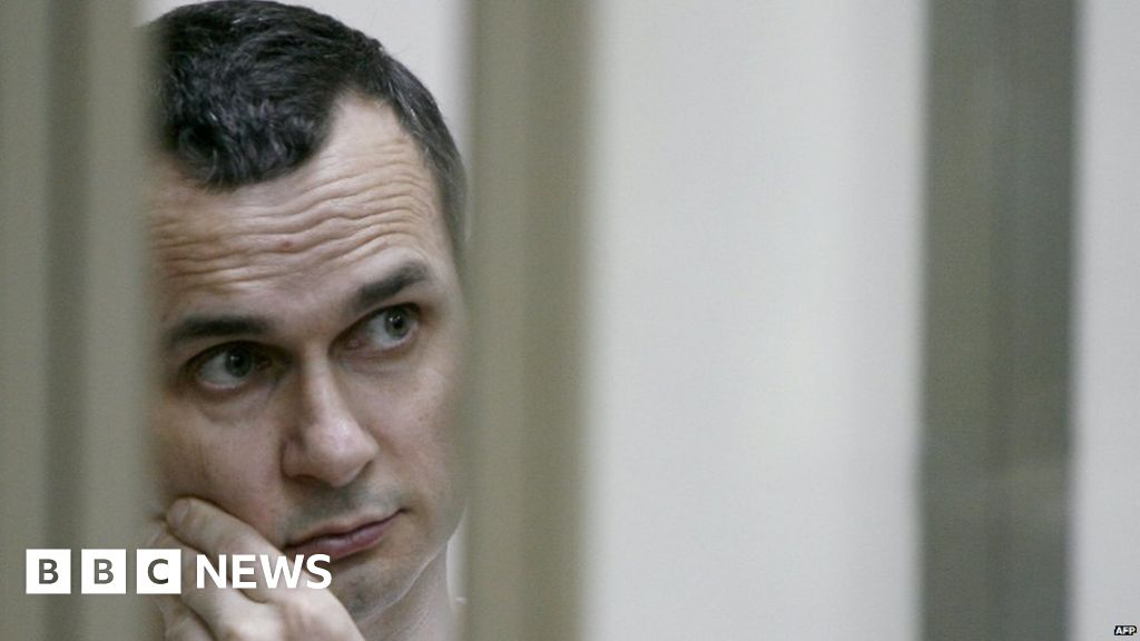 Ukrainian hunger striker 'near end'