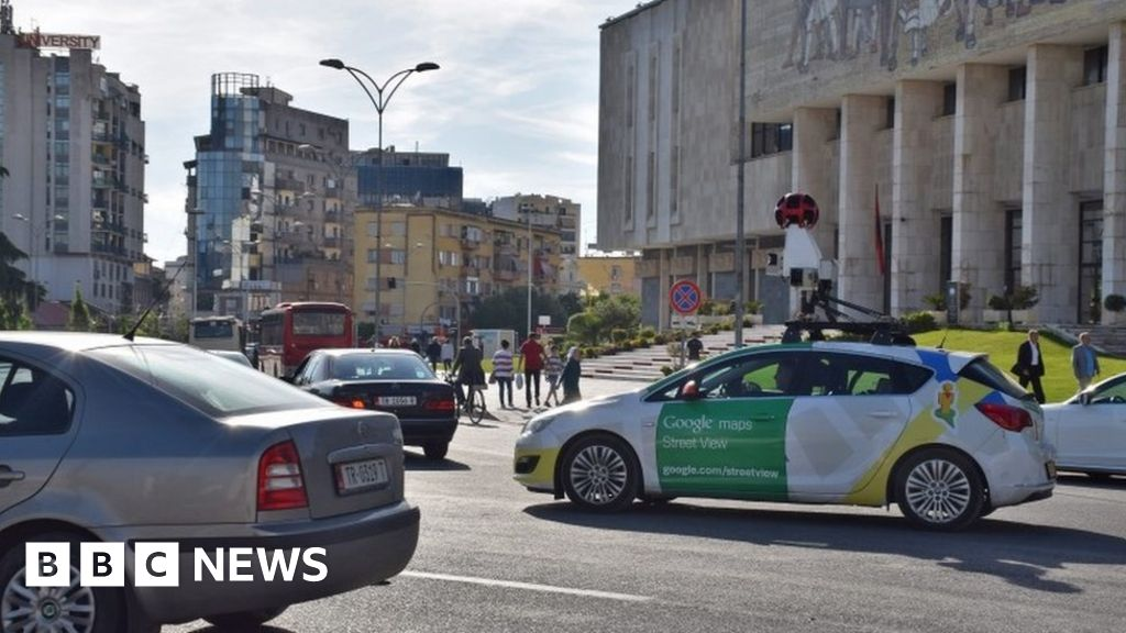 India Rejects Google Street View Plan Over Security Concerns Bbc