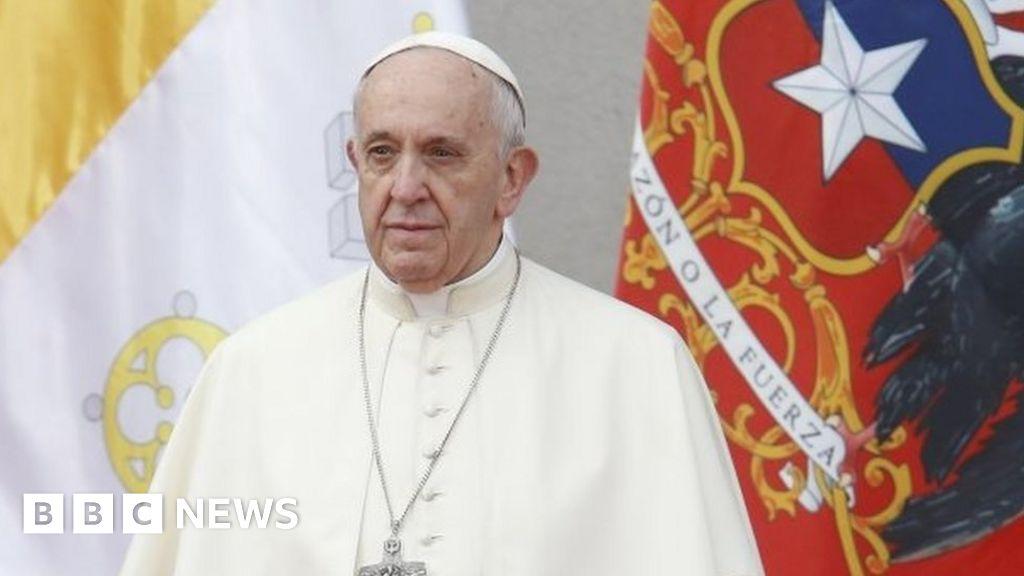 99617729 a7dcc22b b63e 4ad4 8b5d 880cc84b7817 - Pope feels'shame' over Chile sex abuse