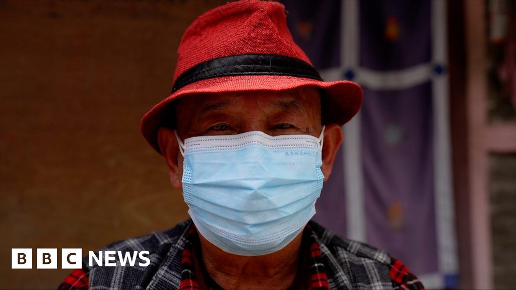 The Gurkha veterans fighting for Covid care in Nepal