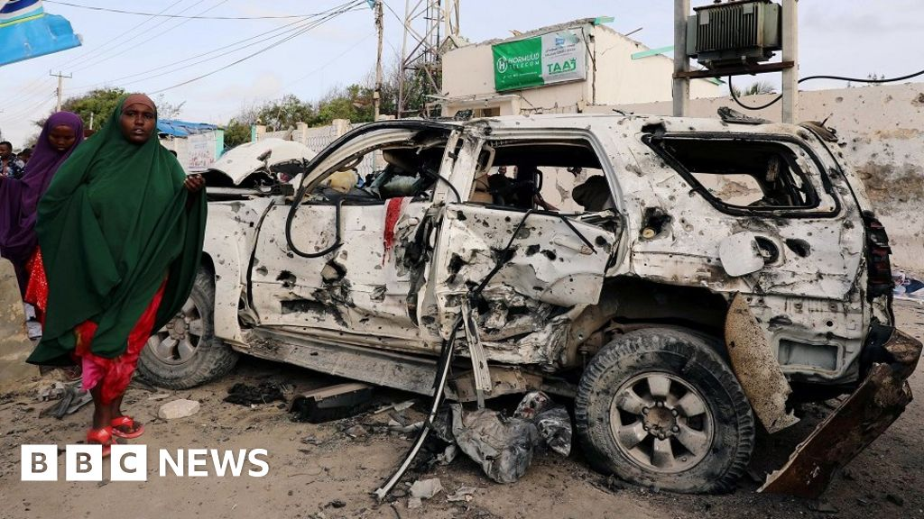 US in Somalia: 'We still need the Americans for security'