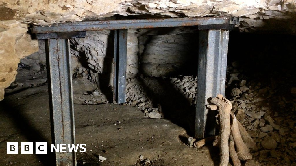 Can Flint Be Reborn Through Its Public >> Neolithic Flint Mine To Open To Public For The First Time Bbc News
