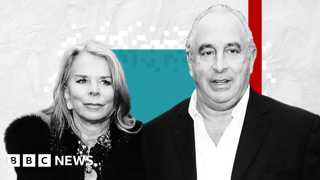Pandora Papers: As BHS teetered, how Sir Philip and Lady Green went on a property spree