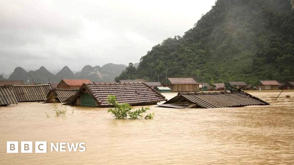 Vietnam faces deadly flooding disaster - Red Cross