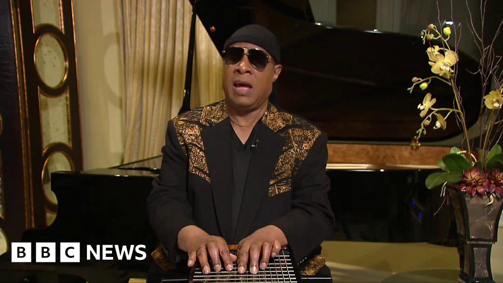 Stevie Wonder on last meeting with Aretha thumbnail