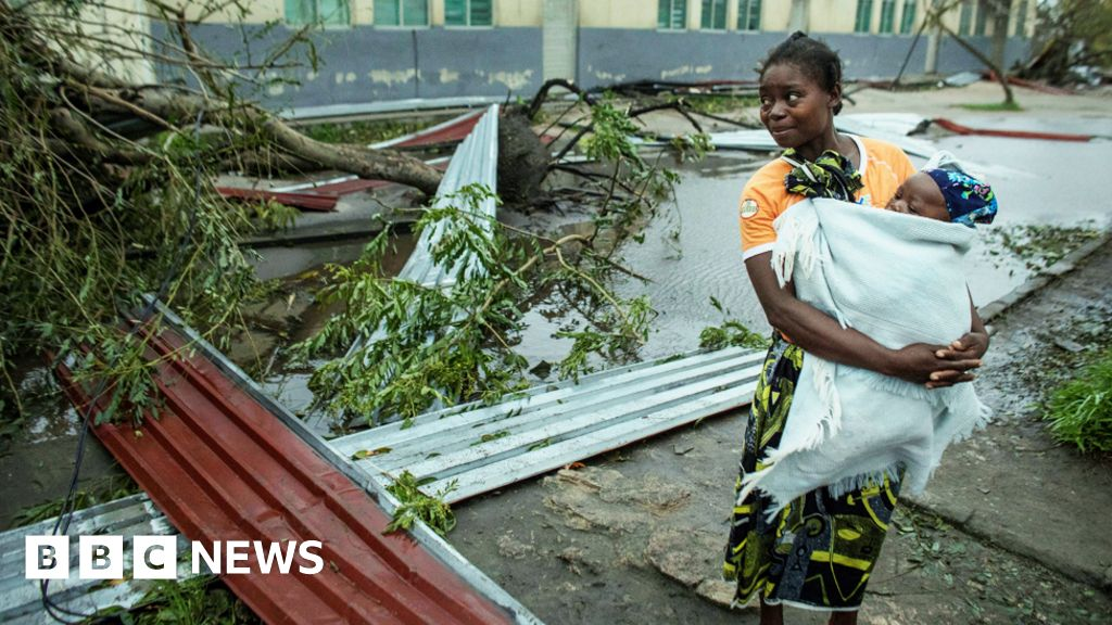 Cyclone Idai: How the storm tore into southern Africa