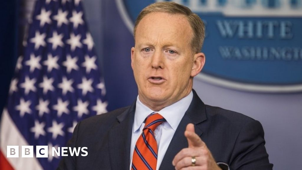 Dancing with the Stars row over Sean Spicer casting thumbnail