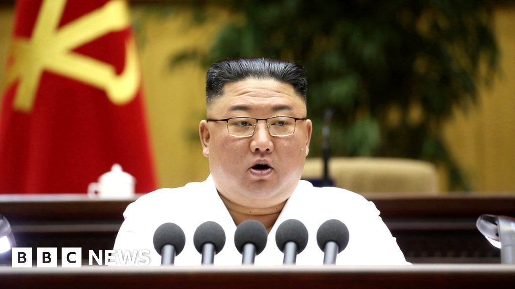 Kim Jong-un has warned of a crisis similar to the deadly famine of the 1990s