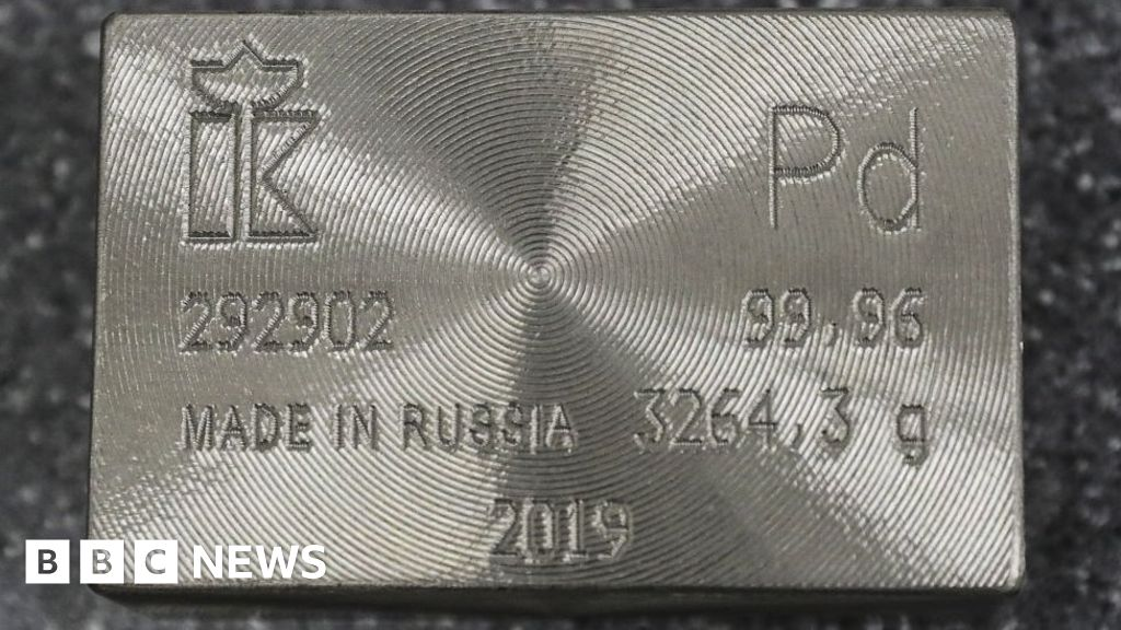 More precious than gold: Why palladium is soaring