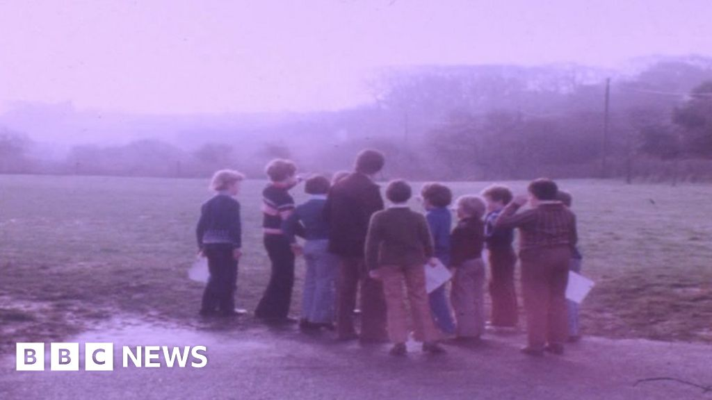 Broad Haven UFO sightings marked 40 years on