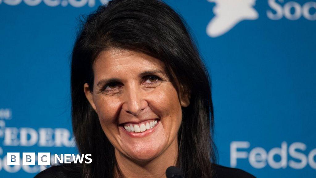 Trump names former critic as UN envoy
