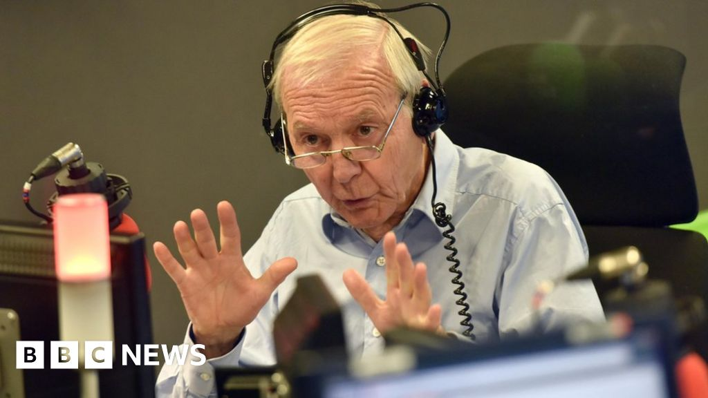 John Humphrys: how is the face of the BBC s Today presenter?