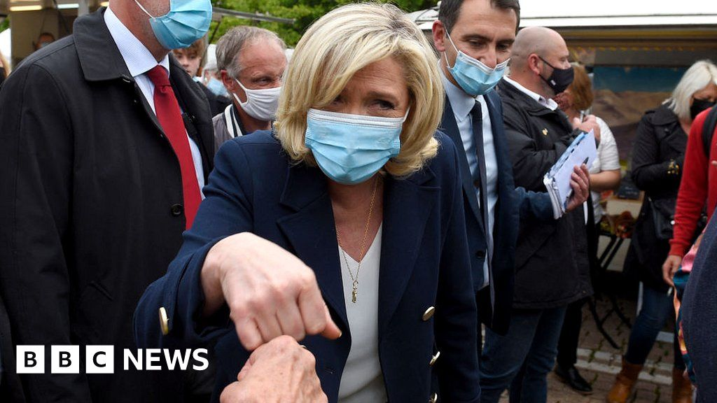 France's Le Pen on track for regional power with an eye on presidency