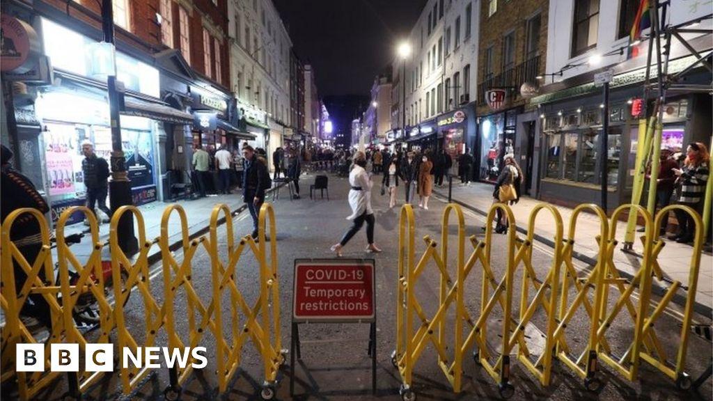Coronavirus: Labour 'sympathetic' to rebel MPs over virus law