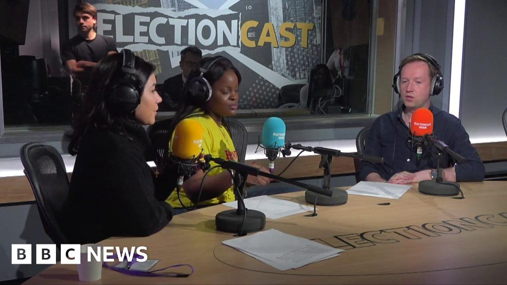 Receipts Podcast give Electioncast Brexit  relationship advice