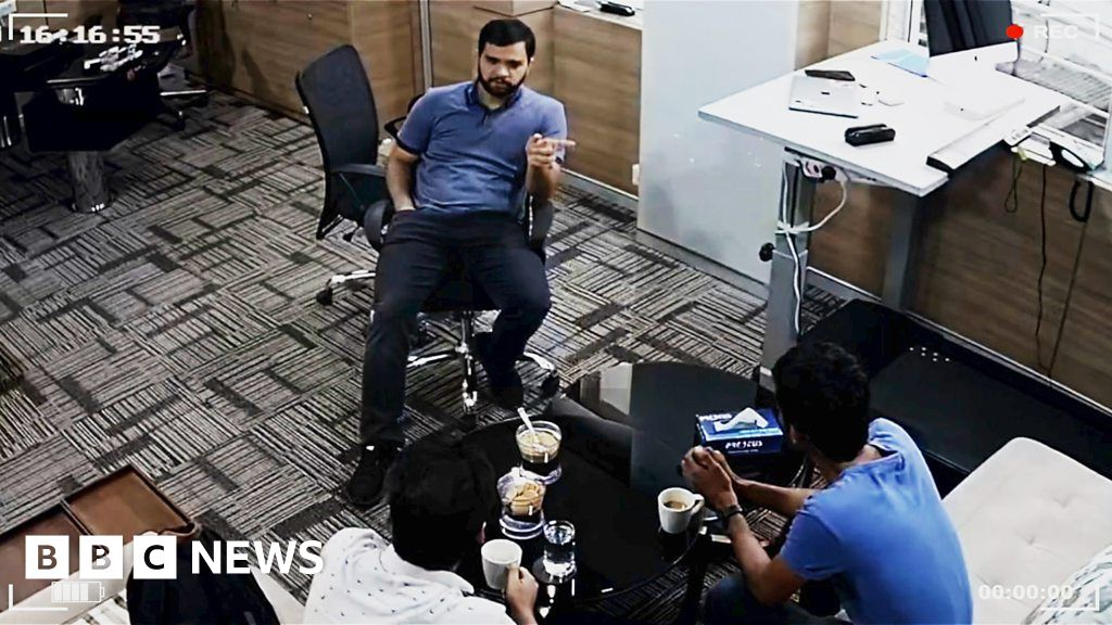 Criminales en CCTV: estafadores atrapados con las manos en la masa [ENG]