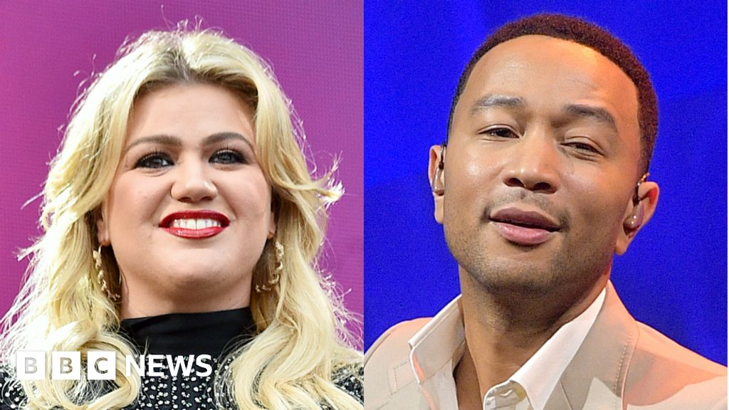 John Legend and Kelly Clarkson update Baby It's Cold Outside for #MeToo era