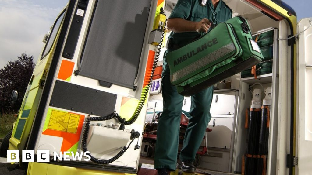 Long ambulance delays 'affect thousands each week' thumbnail