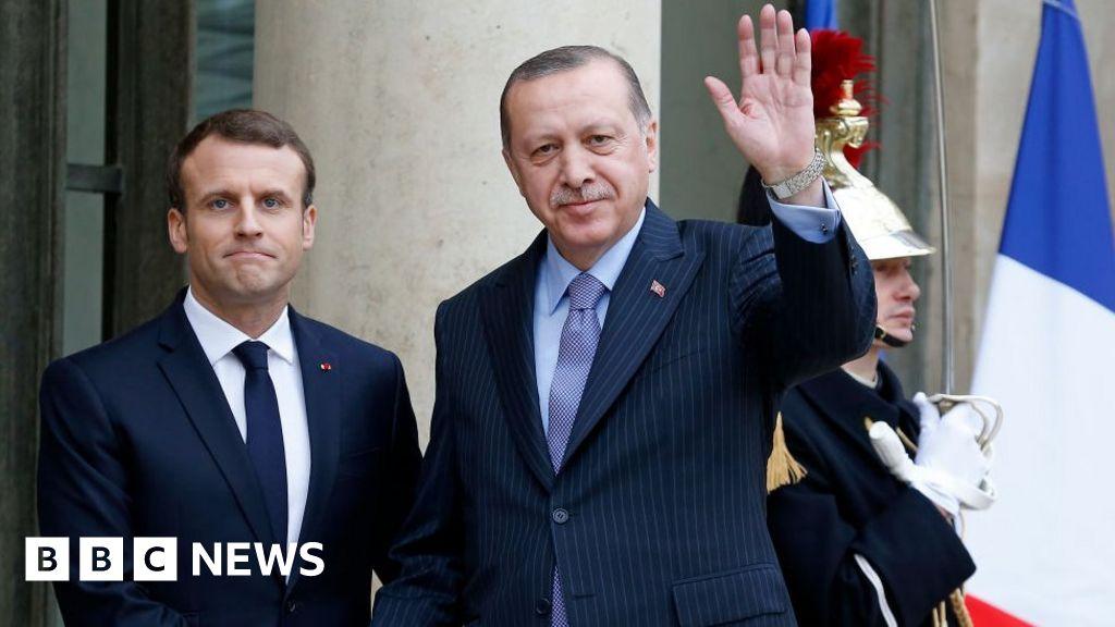 Libya civil war: Macron accuses Erdogan of meddling in conflict
