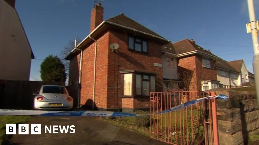 girl 11 stabbed to death in wolverhampton house attack bbc news. Black Bedroom Furniture Sets. Home Design Ideas