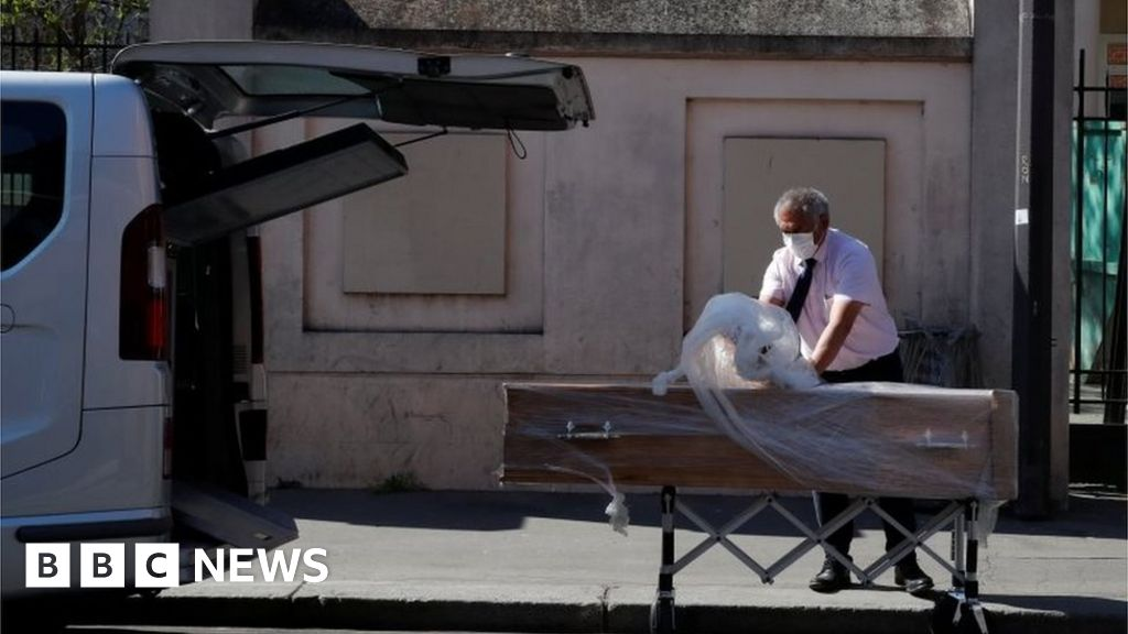 Coronavirus: The grim crisis in Europe's care homes