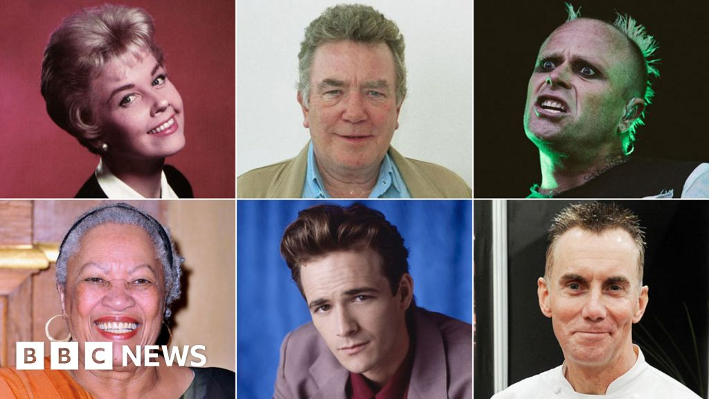 Entertainment and arts figures we lost in 2019