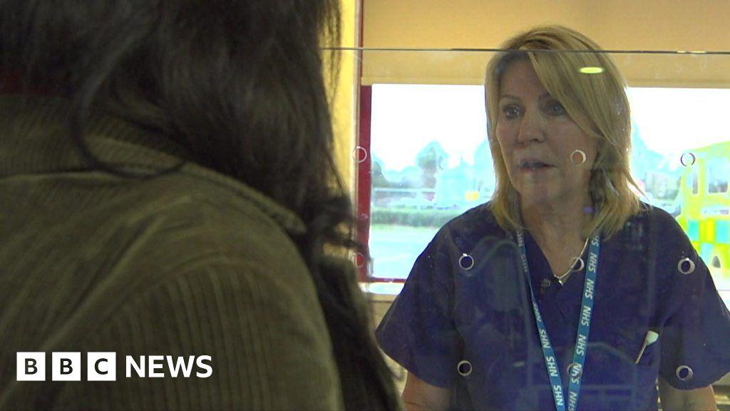 'Bouncer' nurse cuts A&E waiting times