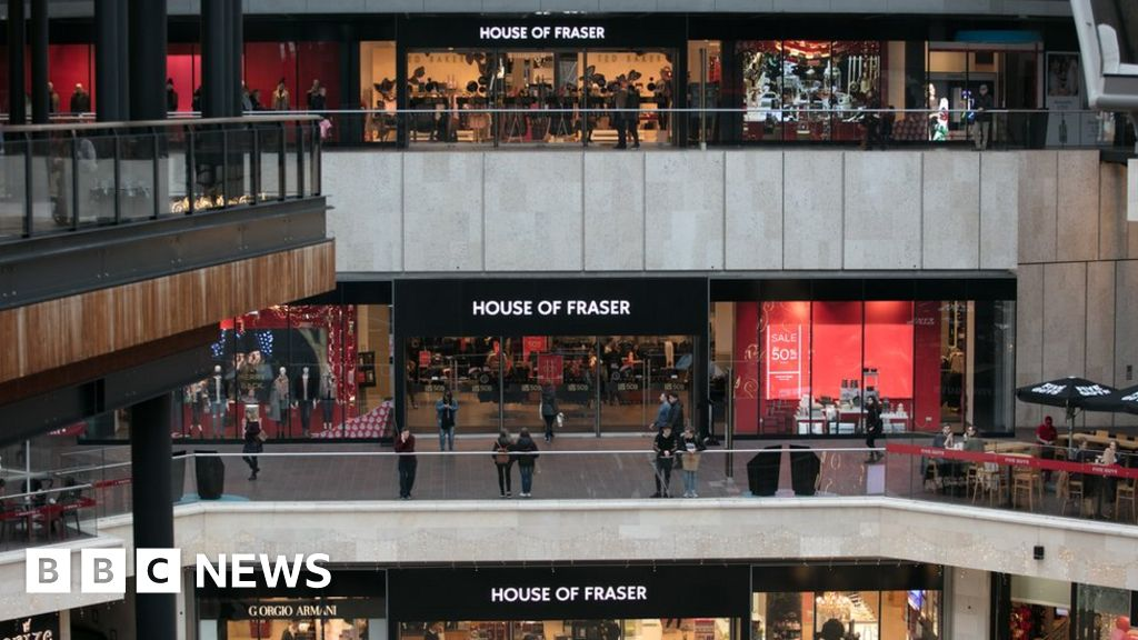 house of fraser to close stores in bid to stay afloat. Black Bedroom Furniture Sets. Home Design Ideas