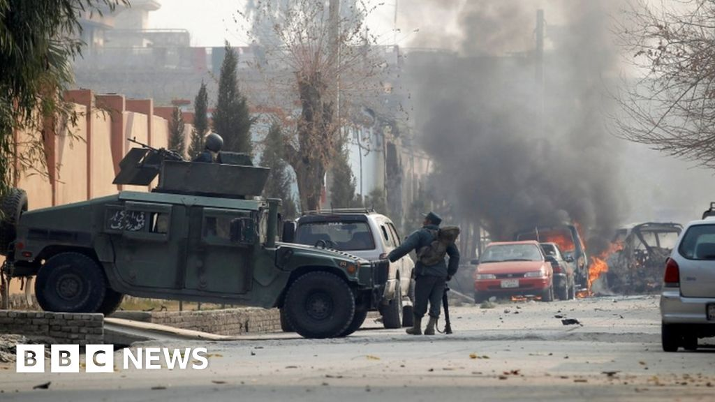 Save the Children attacked in Afghanistan