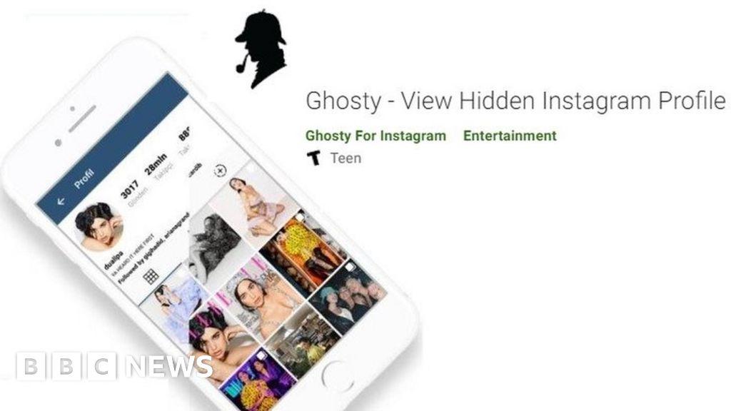 Instagram 'stalker' app Ghosty drops off Google Play Store