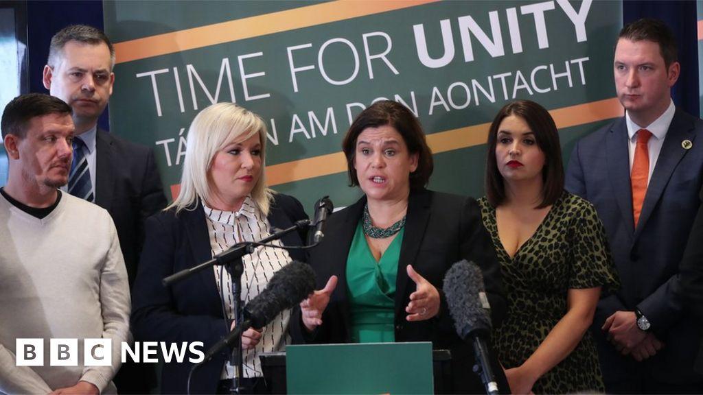 General election 2019: Sinn Féin attacks DUP s  crazy Brexit agenda