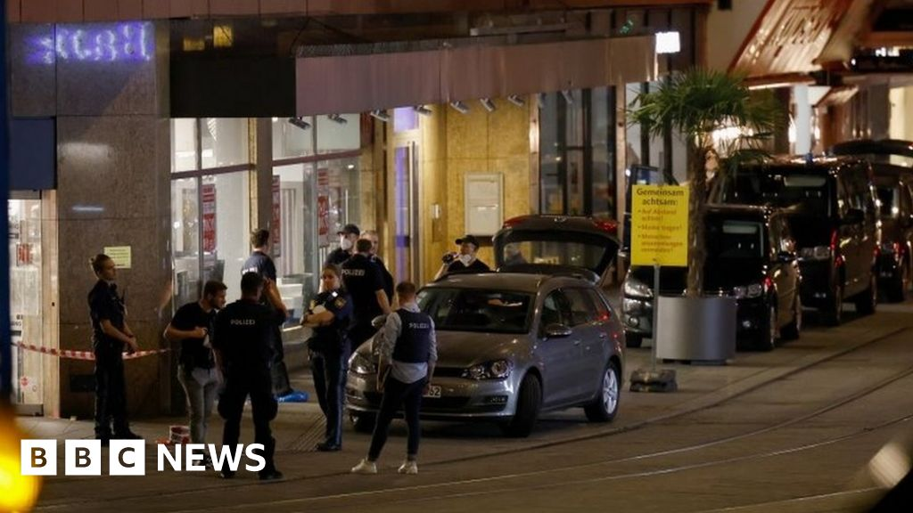 Germany knife attack: Three killed were all women