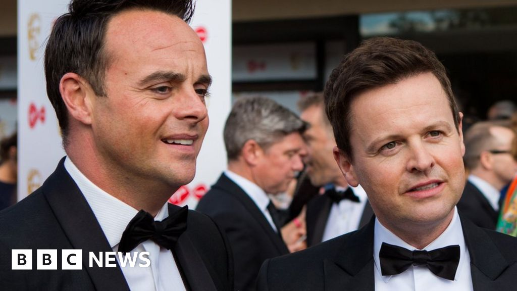 Ant and Dec  sincerely sorry  for the use of blackface