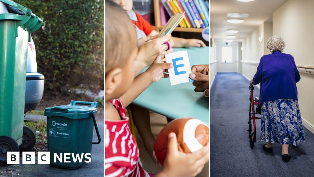 North Lanarkshire to increase rates by almost 5%