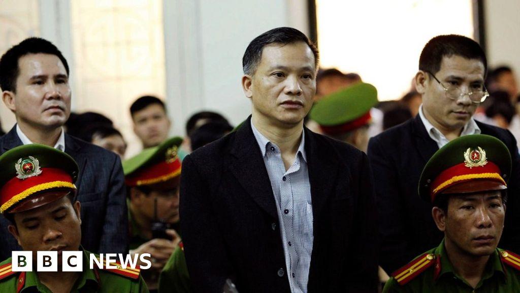 Six prominent Vietnamese activists jailed