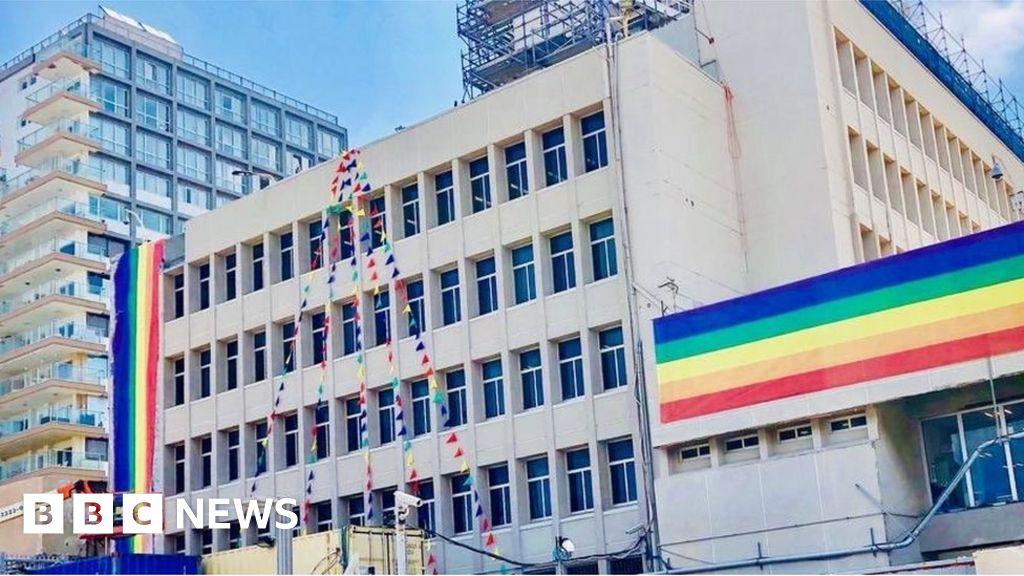 US diplomats evade White House gay pride flag ban
