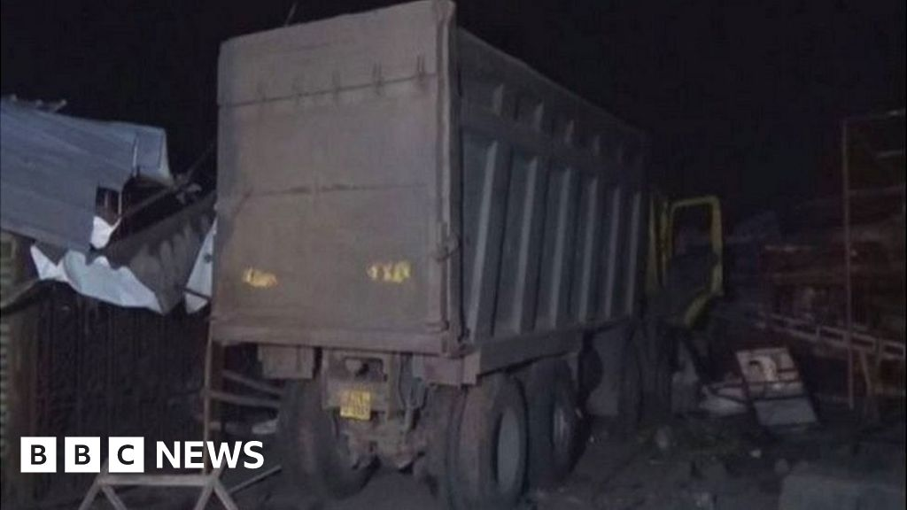 Surat accident: Truck crushes 16 migrant workers to death in India
