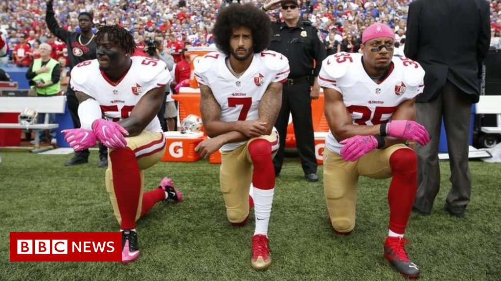 """NFL says players """" protests should be allowed"""