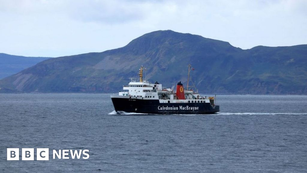 Arran ferry woes costs island businesses thousands