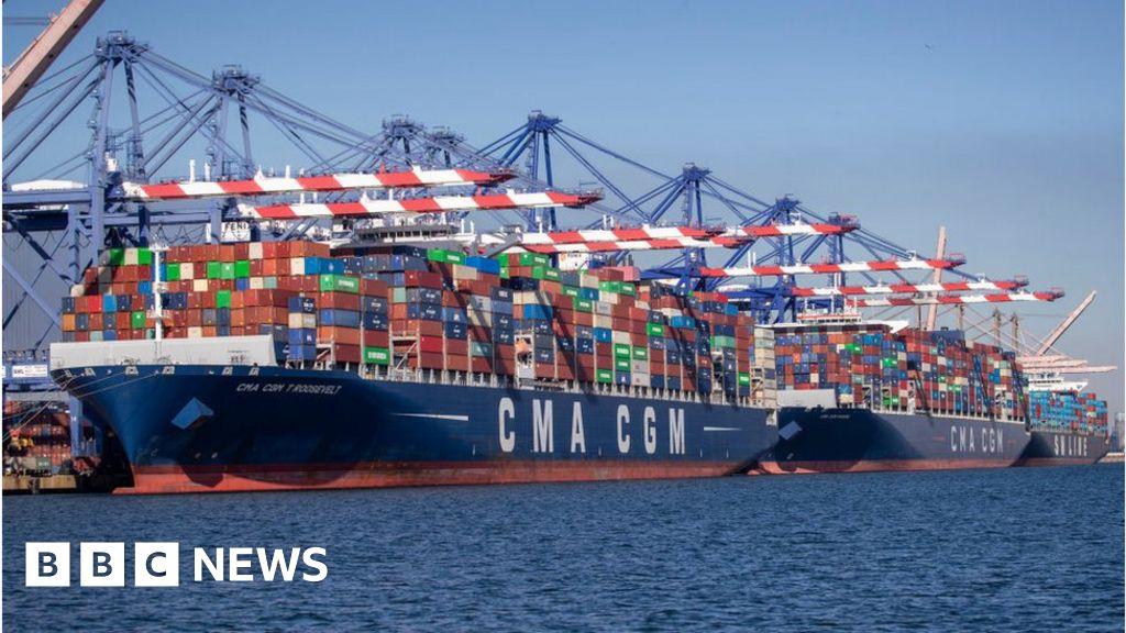 Amazon, Ikea and Unilever pledge zero-carbon shipping by 2040