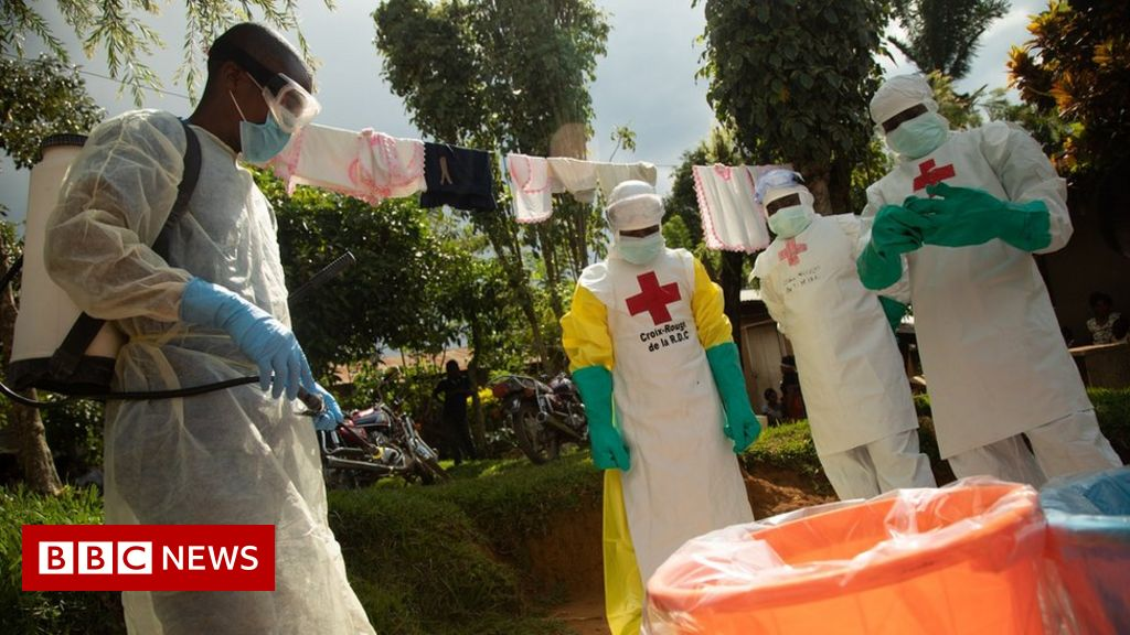 Uganda grandmother dies of Ebola after Congo visit