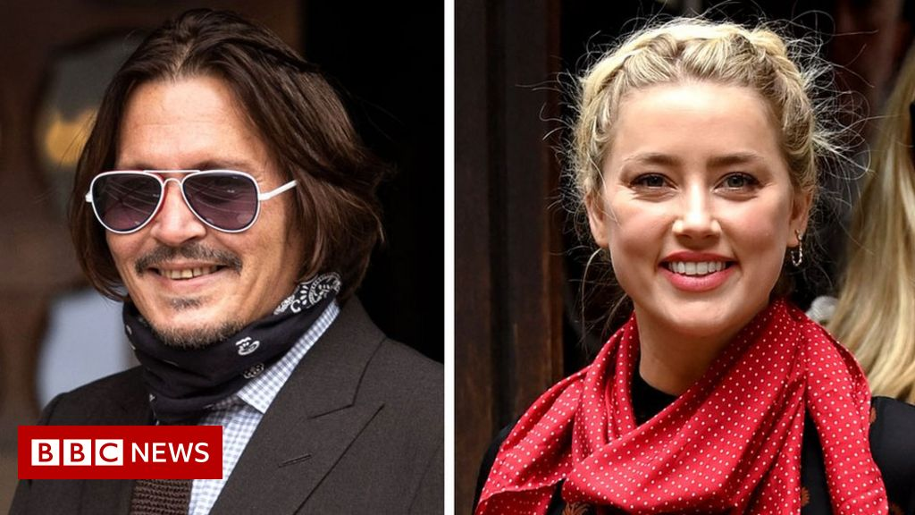 Johnny Depp loses libel case over Sun 'wife beater' claim