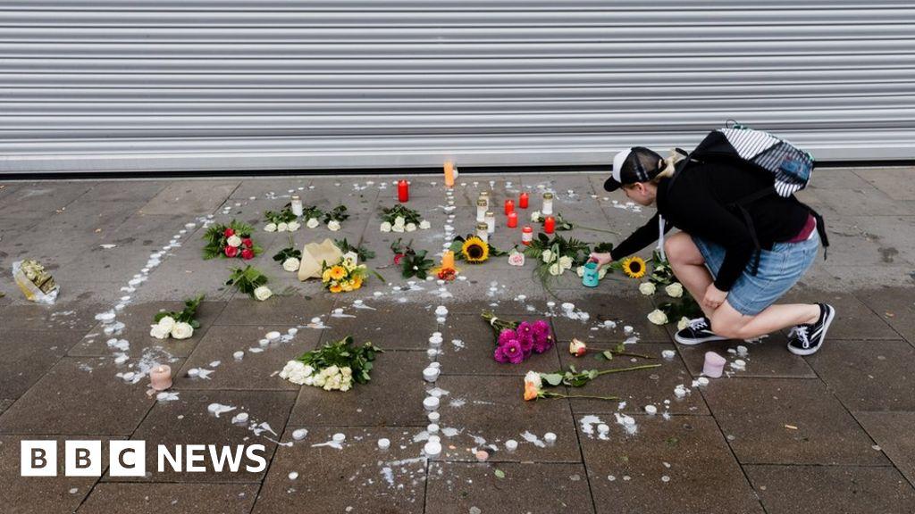 Hamburg supermarket attack: Ahmad Alhaw sentenced to life