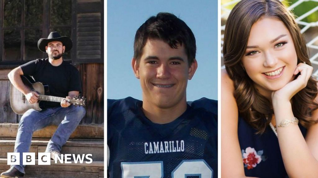 Thousand Oaks: Who are the victims?