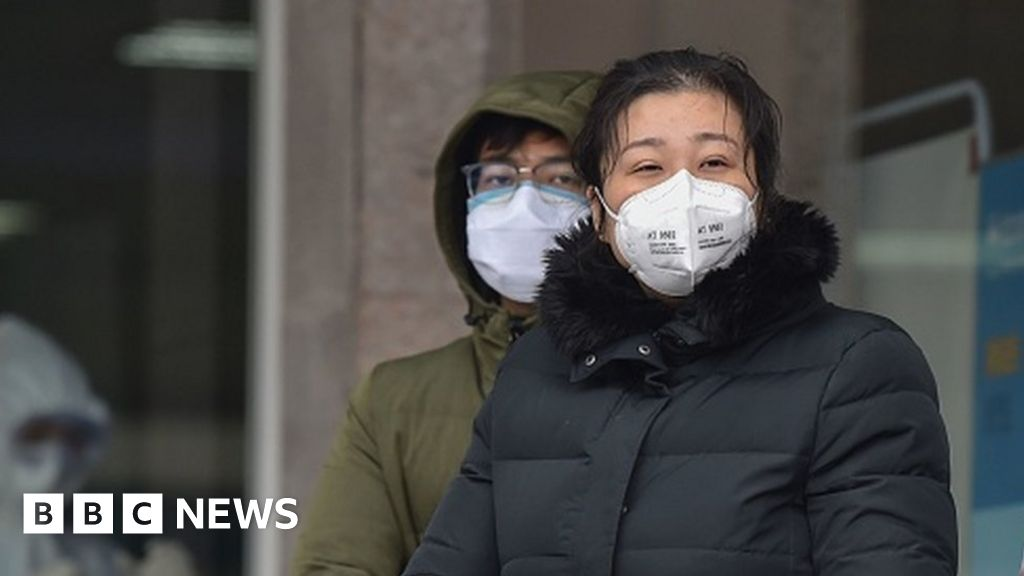Wuhan resident: 'I'd rather die at home'