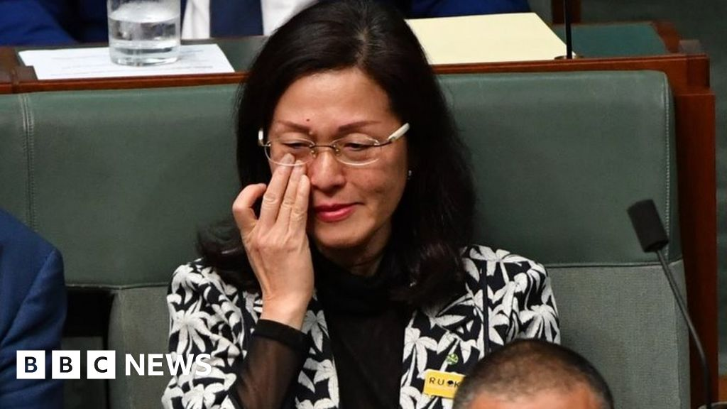 Gladys Liu: in The line of a pioneering Chinese-Australian MP
